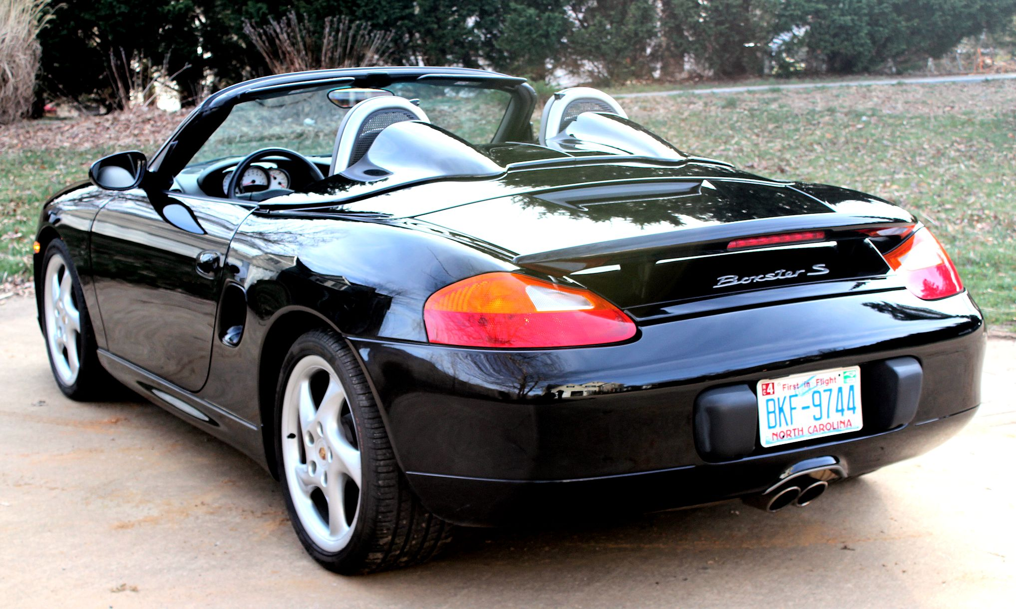 2001 porsche boxster s speedster archives just sell my car. Black Bedroom Furniture Sets. Home Design Ideas